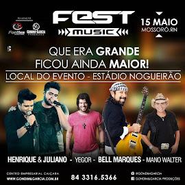 FEST Music no Nogueirão