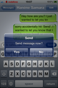 screenshot 2 AskToSend v1.2-10