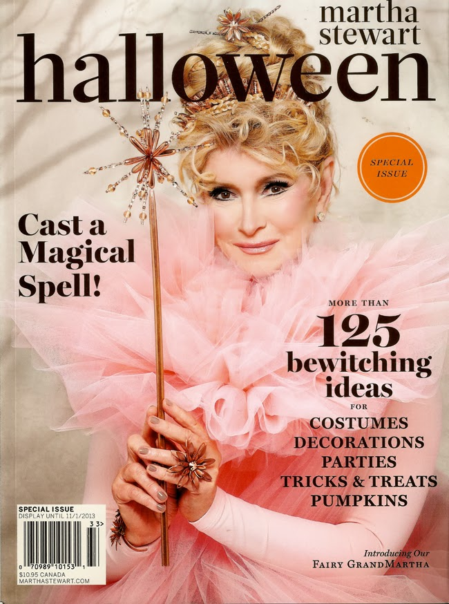 martha stewart halloween august 2011