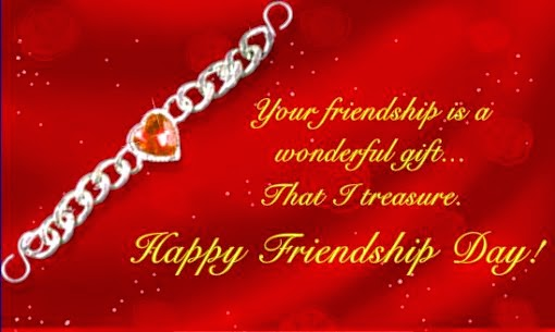 Friendship Day Greetings Message
