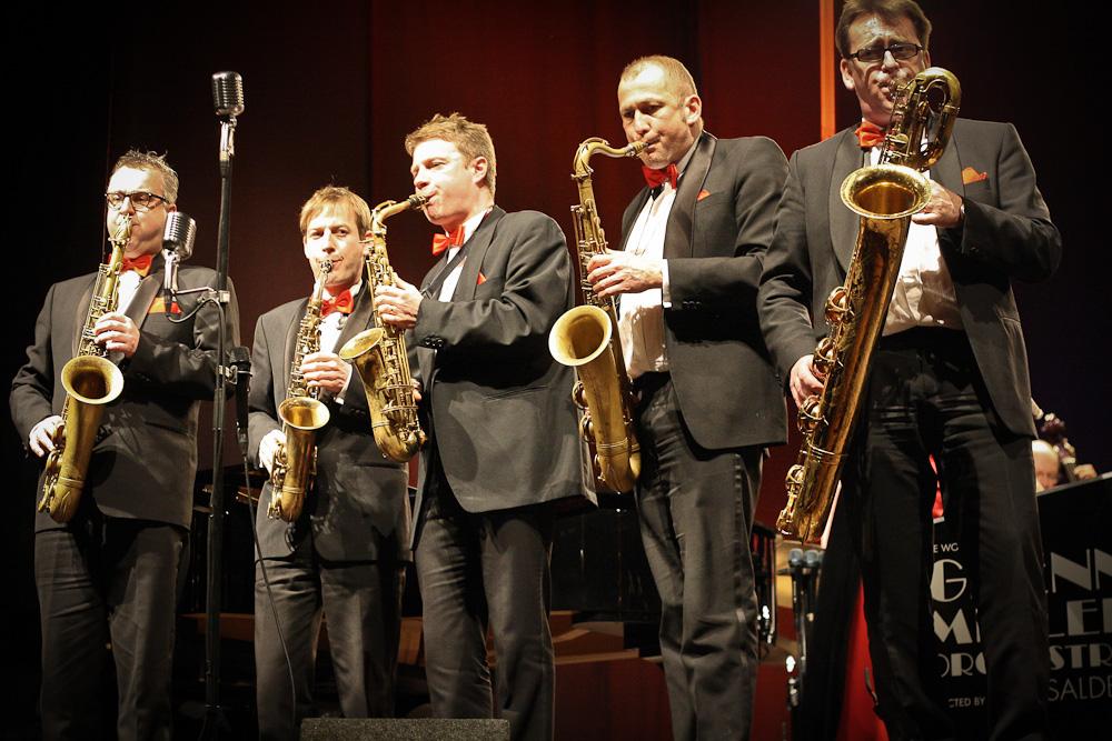 das glenn miller orchestra 2012 2013 erneut auf europa tour gab am 6    Glenn Miller Orchestra