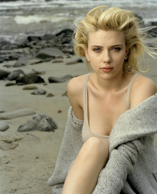 Scarlett Johansson Best Photography