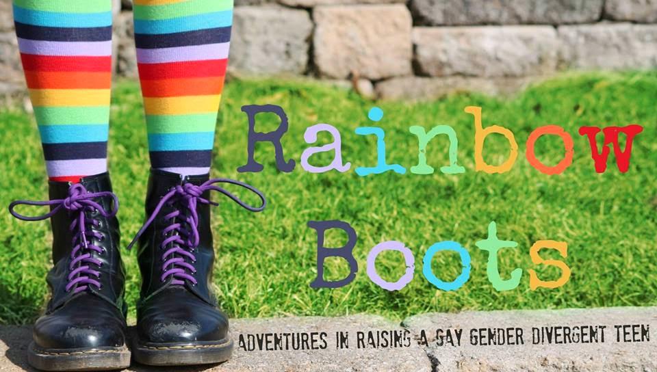 RainbowBoots