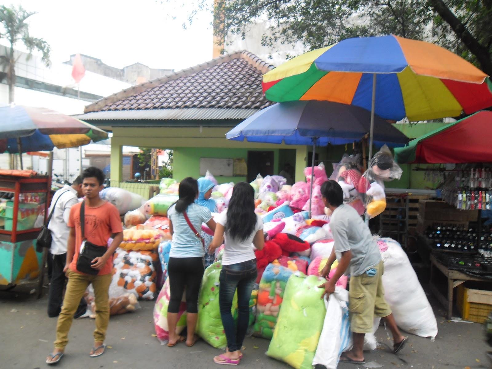 Pasar Asemka / pasar Pagi lama