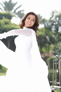 Nisha Agarwal Latest Pictures Gallery in White Sal Kameez 0009.jpg