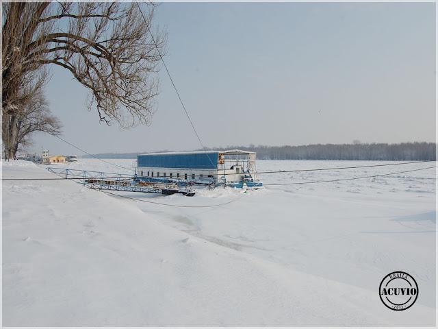 Brăila Dunărea Ponton