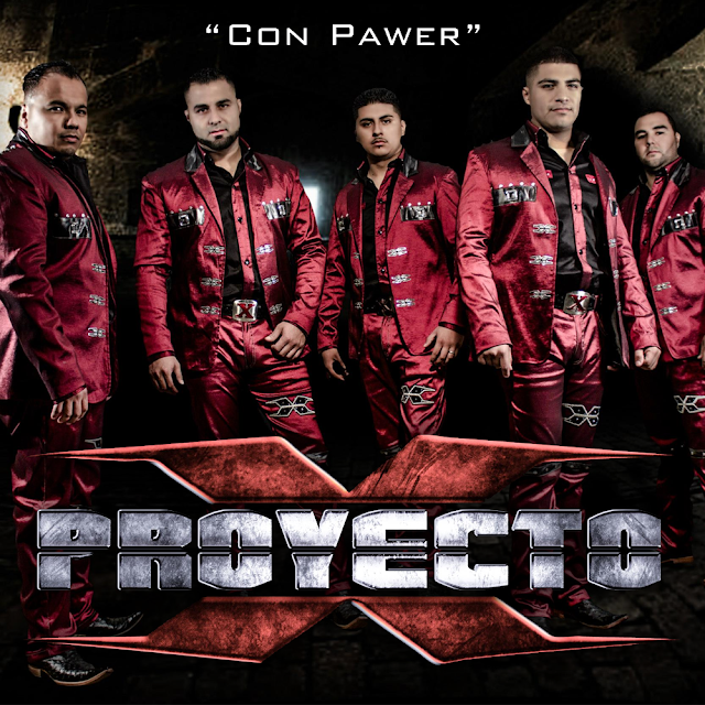 Proyecto X - Con Pawer CD Album 2013 - Descargar