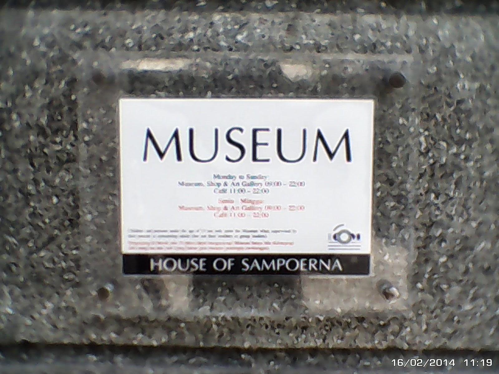 Museum of Sampoerna - Surabaya