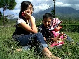 Amel, Egar dan Jasmine