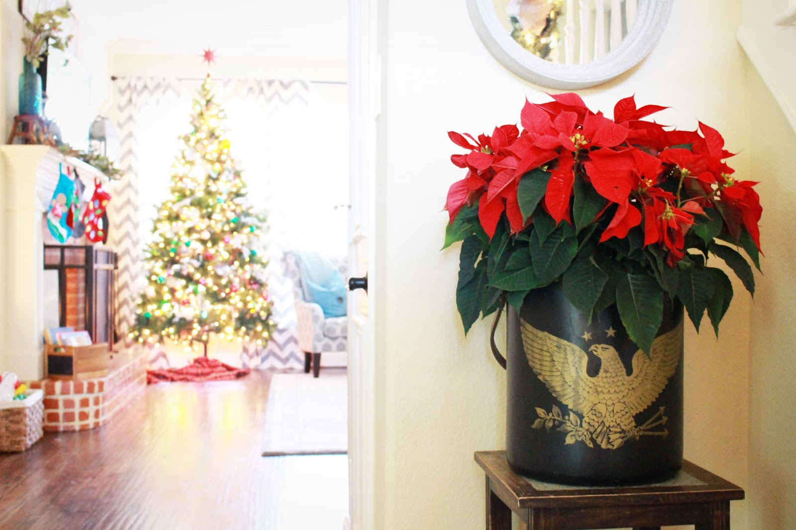 Little Branches: A Christmas Home Tour