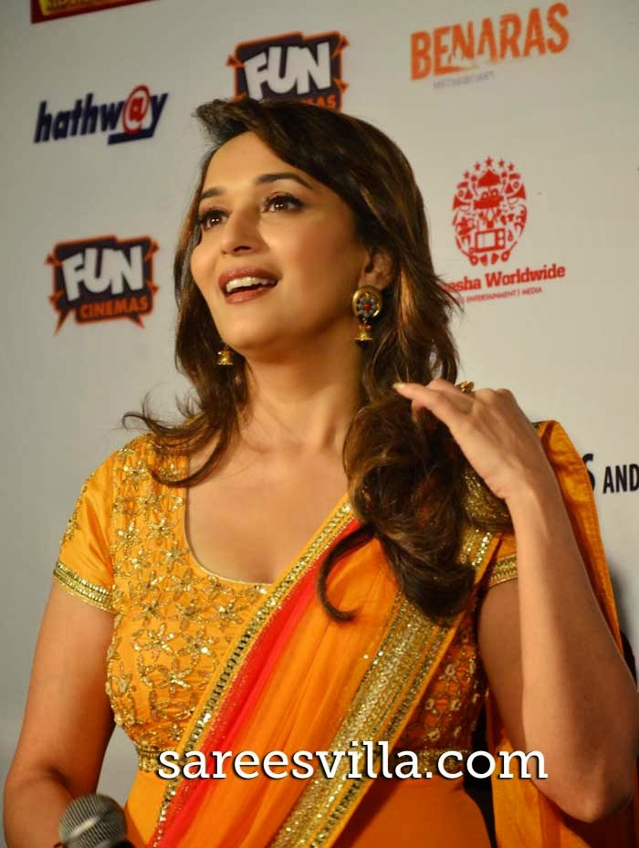 Actress Madhuri Dixit