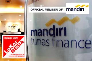 Lowongan Kerja 2013 Bank Mandiri Tunas Finance Desember 2012 Area Jakarta, Bekasi & Lampung