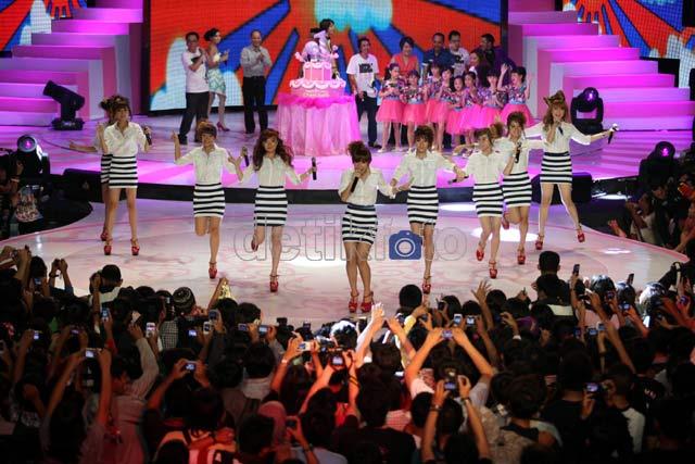 Jadwal Cherrybelle Maret 2012