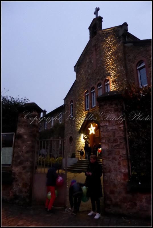 Christmas concert St Joseph Versailles