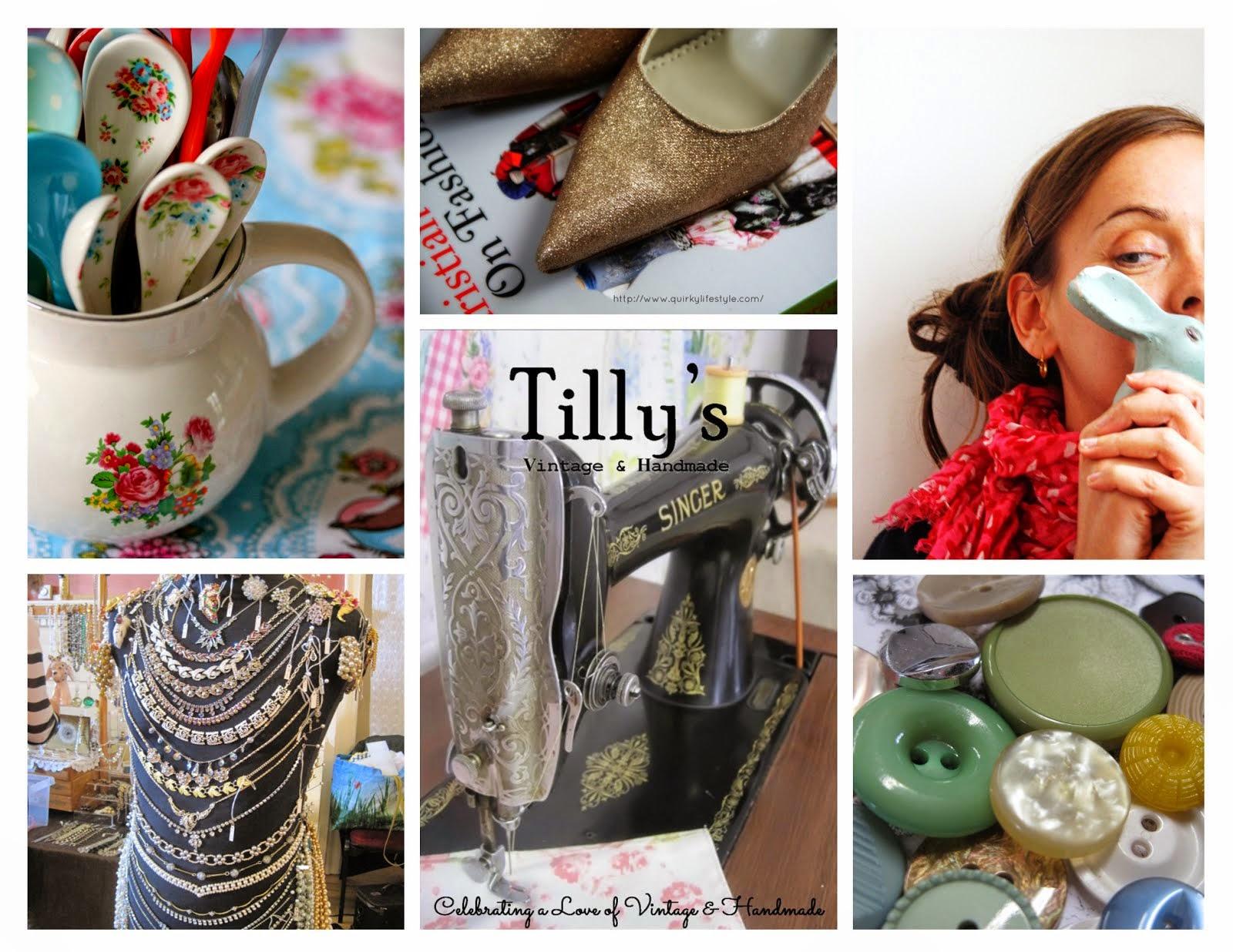 Tilly's Vintage & Handmade Magazine
