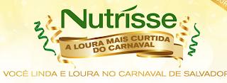 Promoção de Carnaval Nutrísse