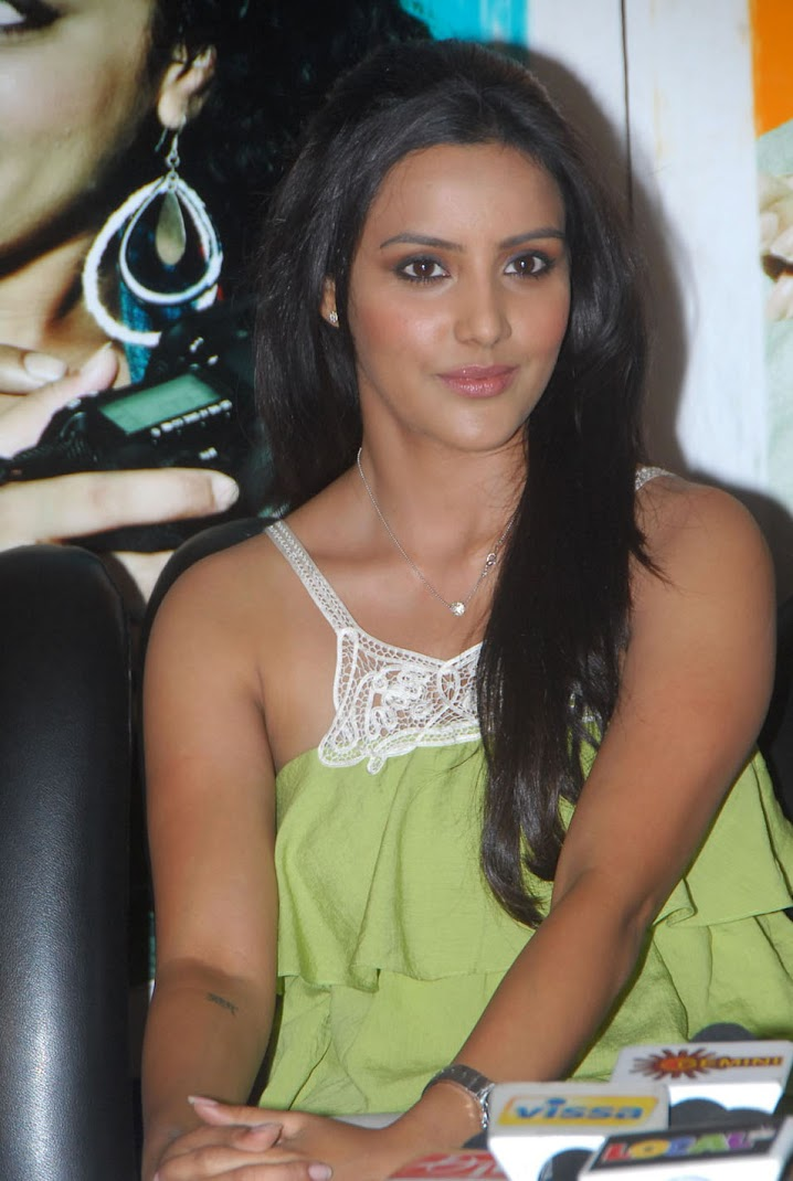 Priya Anand Sexy Stills in Lemon Top