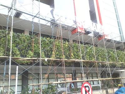 Gedung Pemkot Terapkan Konsep Green Building