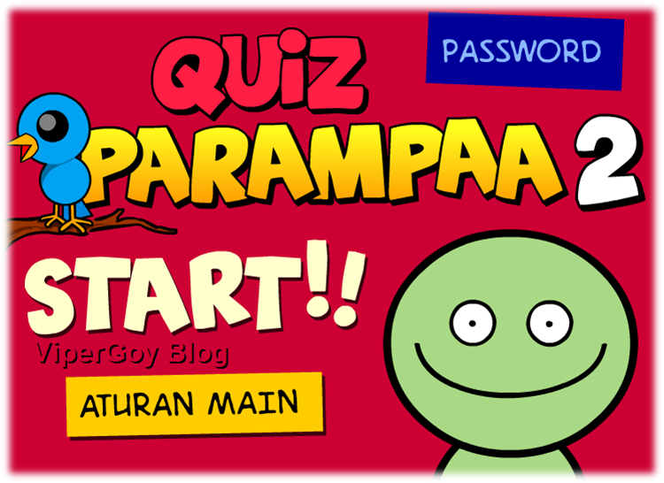 Kunci Jawaban Quiz Parampaa 2 ViperGoy