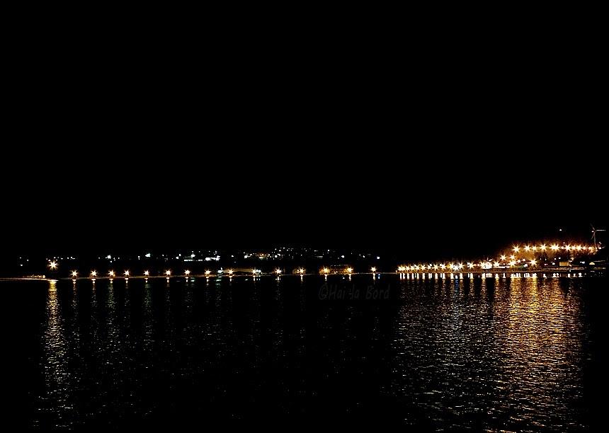 lacul ciuperca tulcea noaptea
