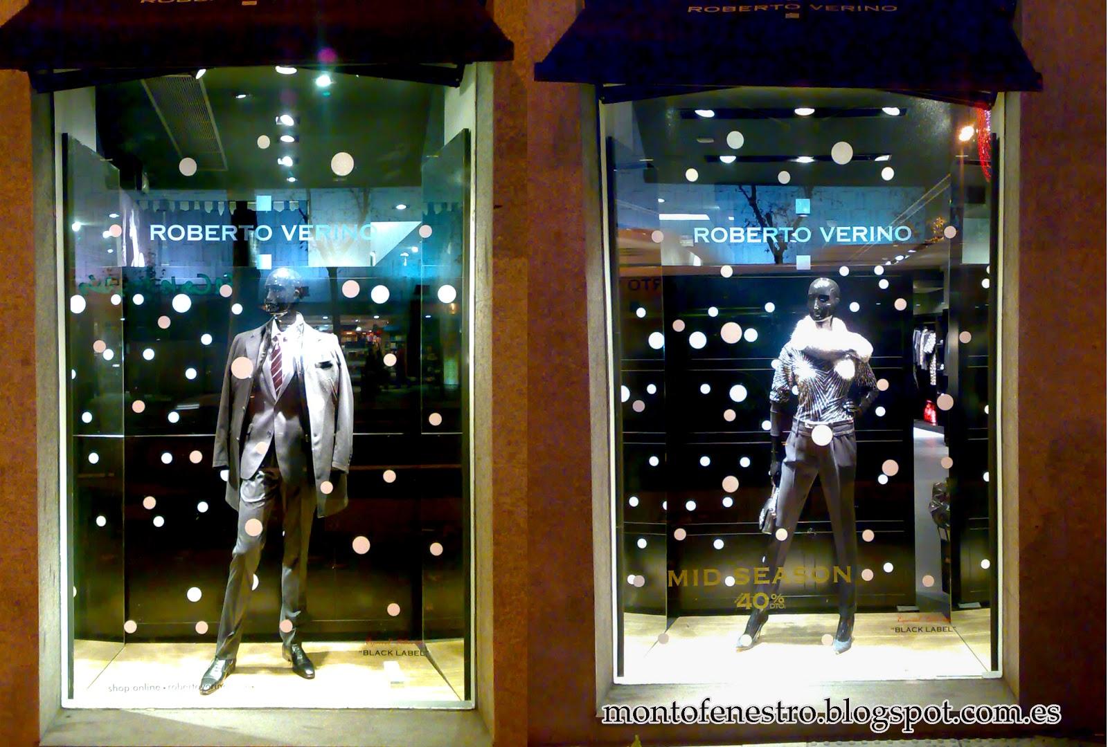 Montofenestro escaparate dise o y m s 2012 escaparates - Ideas escaparate navidad ...