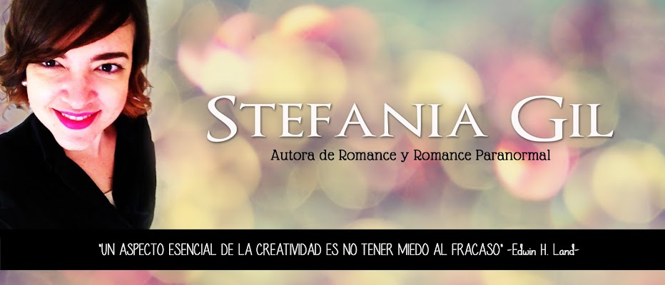 Stefania Gil | Autora