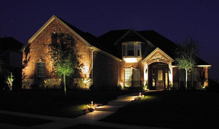 Edging Design Ideas Outdoor Landscape Lighting