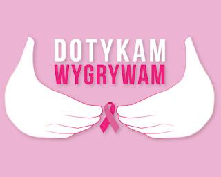 Akcja Dotykam - Wygrywam, Profilaktyka Raka piersi