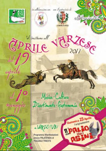 Aprile Varzese 2017