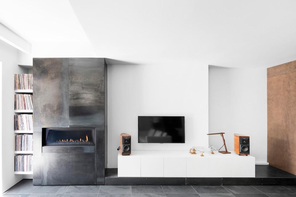 8 s per fotos de decoraci n de salas minimalistas for Decoracion de casas minimalistas fotos