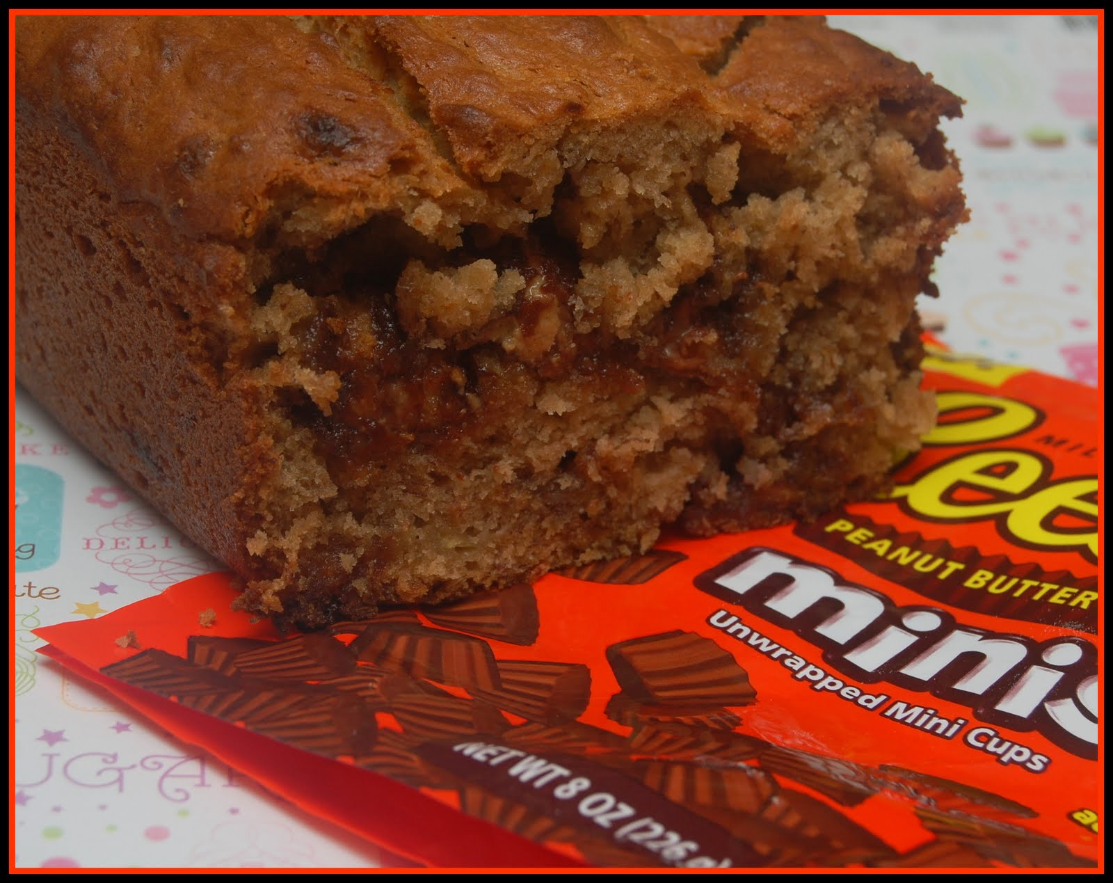reese s peanut butter cup banana bread should be illegal best banana ...