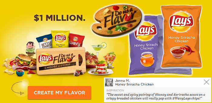 Lay's Do Us A Flavor Contest #MC #Sponsored