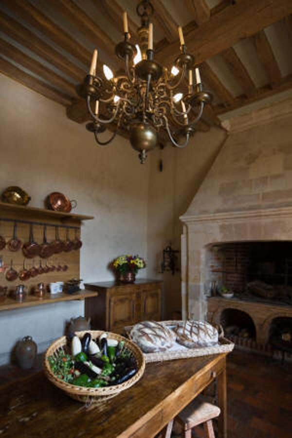 Tuscan kitchen decorating ideas the kitchen design for Tuscan design ideas