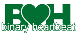 Binary Heartbeat