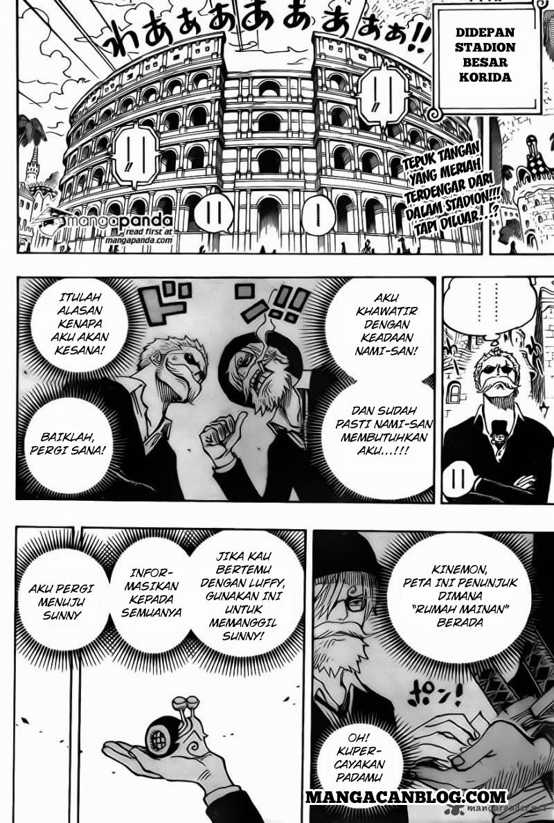 Komik one piece 723 - perubahan rencana 724 Indonesia one piece 723 - perubahan rencana Terbaru 1|Baca Manga Komik Indonesia|Mangacan