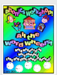 Word Wheels for 48 word patterns!