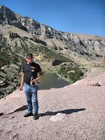 Tim - Wind River Canyon, WY
