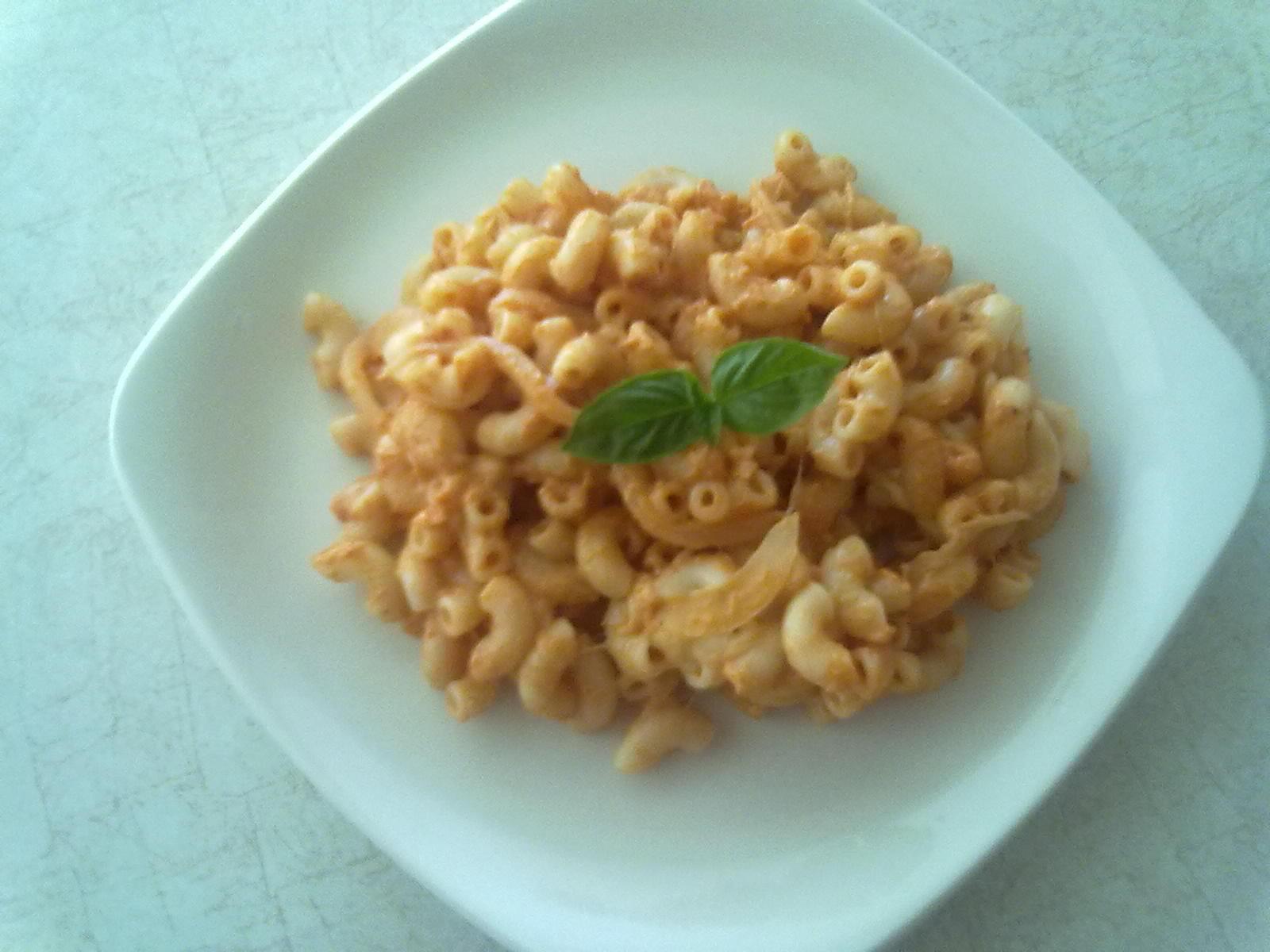 las recetas de angie sopa seca de coditos