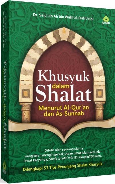 Khusyuk Dalam Shalat   TOKO BUKU ONLINE SURABAYA