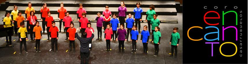 Coro Encanto - Casarrubuelos (Madrid) - Niños que cantan con vida