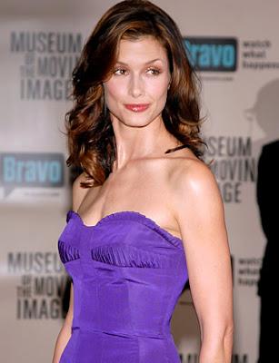 Bridget Moynahan vestido de moda