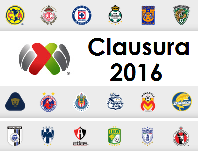 ... completo Clausura 2016 fixture futbol mexicano ~ Apuntes de Futbol
