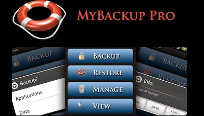 My Backup Pro Full Apk İndir
