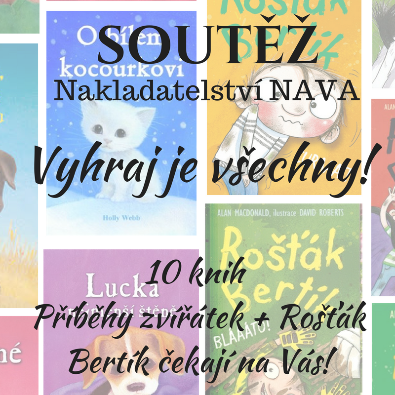 Soutěž nakladatelství Nava