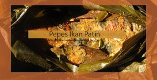 resep pepes ikan patin, cara membuat pepes ikan patin