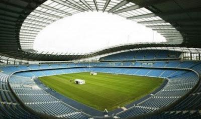 Jendela Islam : Stadion Sepakbola Di Australia Ada Yang Punya Mushola [ www.BlogApaAja.com ]