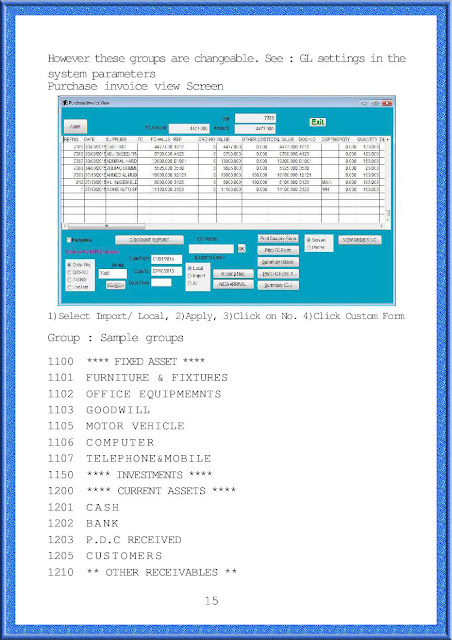 Official Receipt Comrade Software Marketing Llc November  Receipt Filing System with Garage Invoice Word Comrade  Trade Mark Openoffice Invoice Template Excel