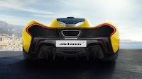 McLAREN P1™ rear