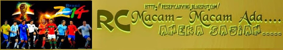 RC:Macam-Macam Ada.....