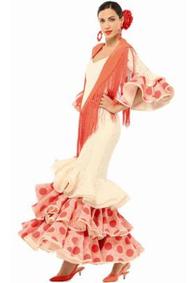 trajes de flamenca El Corte Inglés 2013